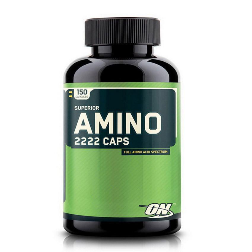 Амінокислотний комплекс Optimum Nutrition Amino 2222 (150 caps)