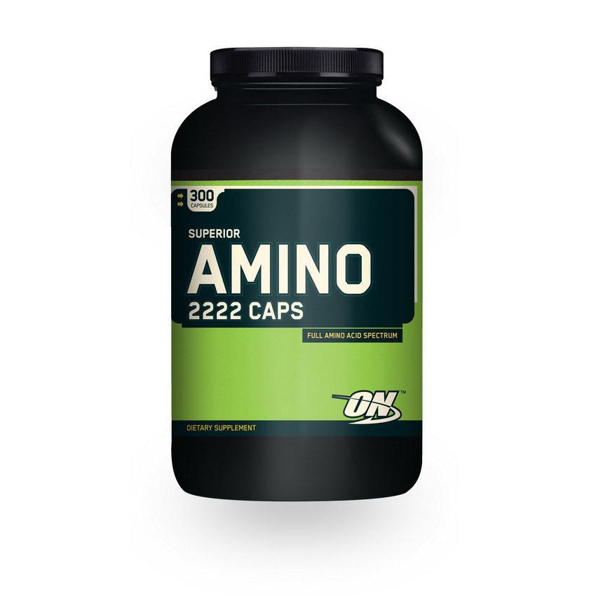 Аминокислотный комплекс Optimum Nutrition Amino 2222 (300 caps)