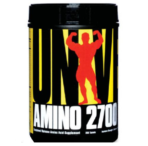 Аминокислотный комплекс Universal Nutrition Amino 2700 (350 tabs)