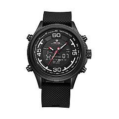 Часы Weide All Black WH6306B-5C WH6306B-5C, КОД: 116156