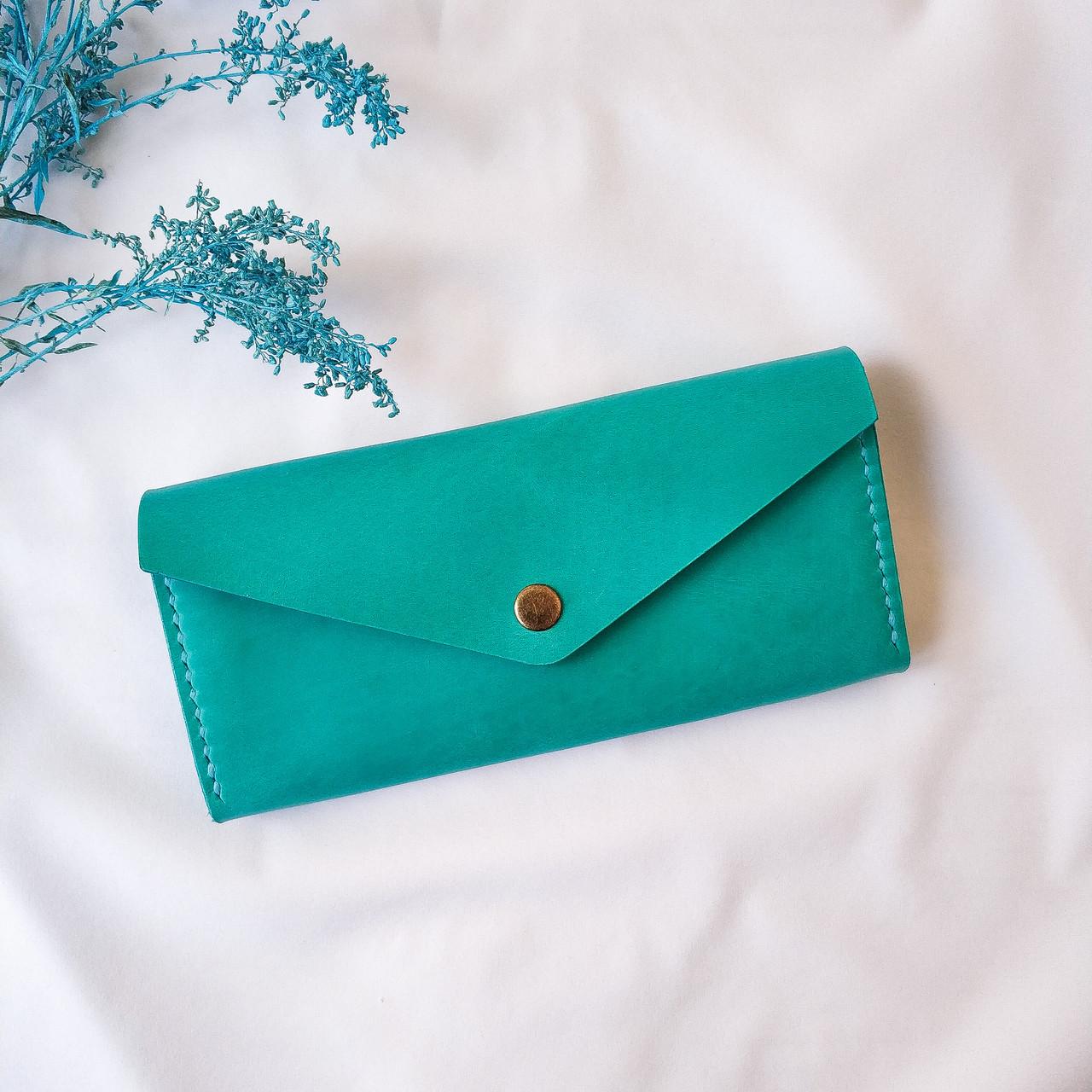 Женский кожаный кошелёк Stedley Классик 2
