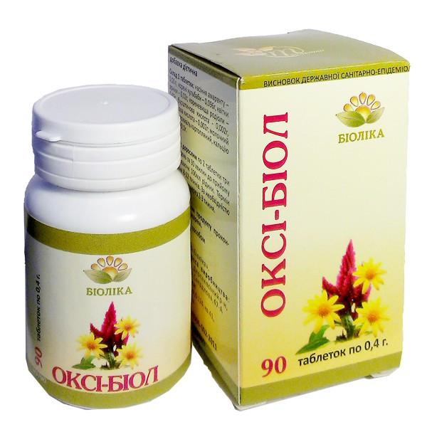 Окси-биол 90 таблеток