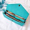Женский кожаный кошелёк Stedley Классик 2, фото 2