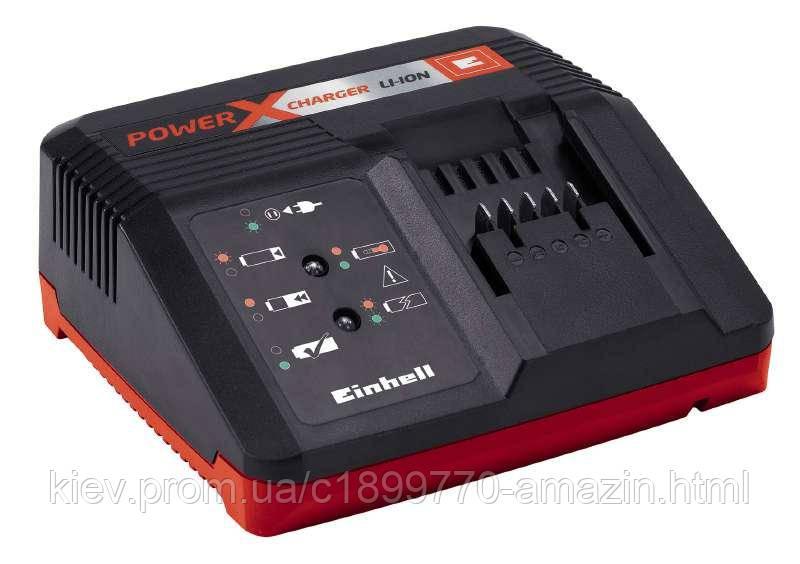 Зарядний пристрій Einhell 18V Power-X-Change