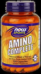 Амінокислоти NOW Foods Amino Complete caps 360