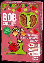 Конфеты натуральные Bob Snail вкус Яблоко-Клубника (60 грамм)