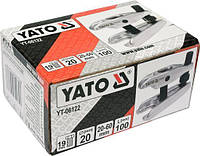 Знімач кульових опор автомобіля в діапаз. Ø= 20 мм, l= 100 мм; h= 65 мм YATO YT-06122