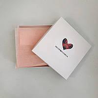 Подарочная упаковка от DELUS💜N 15 на 15 см