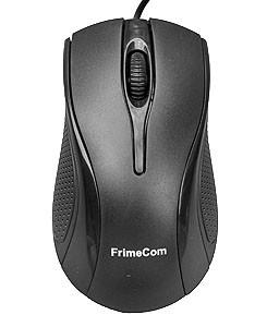 Мышка FrimeCom FC-OM025 Black USB