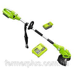 Тример акумуляторний для трави Zipper ZI-MOS40V-AKKU