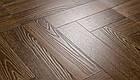Ламинат LeMount Traditional Сапатон бейдж 81295 33 класс 8мм толщина широкая доска с фаской, фото 3