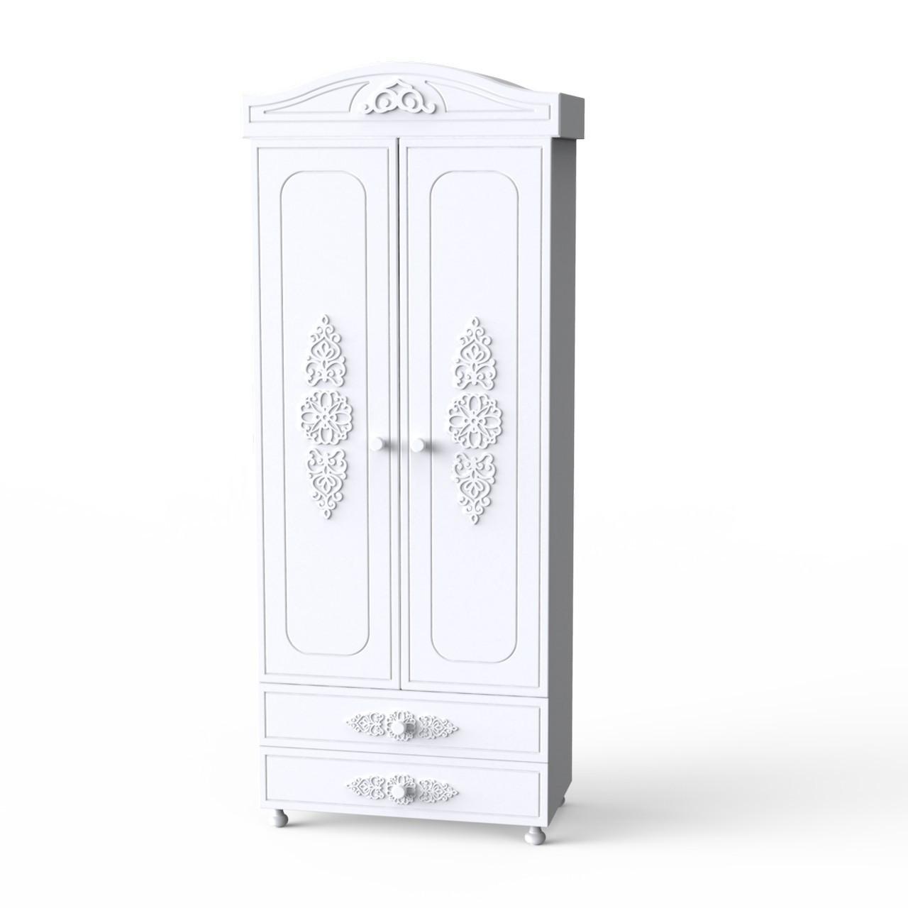 Шкаф двухдверный Анжелика