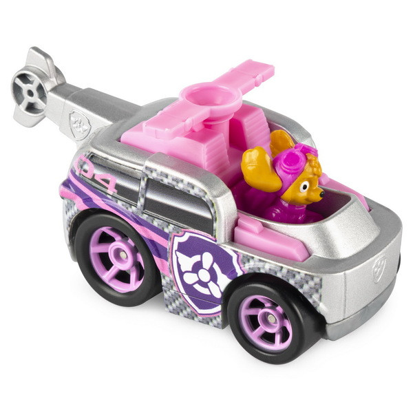 Paw Patrol Скай с автомобилем Die Cast, SM16782-14