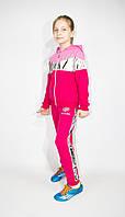 Спортивный  подростковый   костюм   девочке   , 140-146-15 2-158-164 рост, Украина