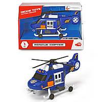Вертолет Спасательный, 18 см Dickie Toys 3302016, фото 1