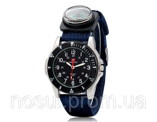 Спортивные часы с компасом WOMAGE тканевый ремешок - ЧП Носуль С. А. +38 c270cb54afd