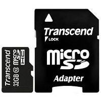 Карта памяти 32Gb microSDHC class 10