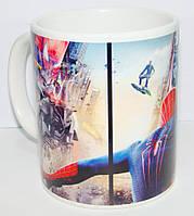 Чашка Человек-Паук (Spider-Man)