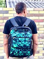 Модный школьный рюкзак-сумка