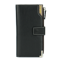 Мужской кошелек Baellerry С1283 Black (4742)