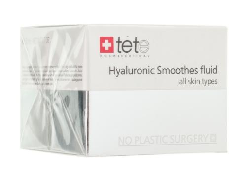 Флюид липосомальный на основе гиалуроновой кислоты TETe Cosmeceutical Hyaluronic Fluid 50ml