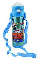 Термос детский с поилкой Disney 9030-500 500мл Тачки