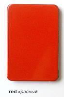 Алюминиевая композитная панель Ecobond красный