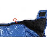Спальный мешок туристический. Одеяло, подстилка, фото 2
