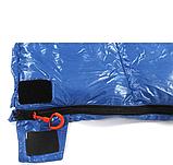 Спальный мешок туристический. Одеяло, подстилка, фото 6
