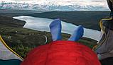 Спальный мешок туристический. Одеяло, подстилка, фото 8