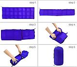 Спальный мешок туристический. Одеяло, подстилка, фото 10