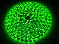 Лента светодиодная UKC 5630 в бухте 5 метров 60 диодов на 1 метр Green