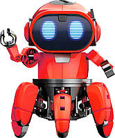 Интерактивный робот-конструктор HG715 Red