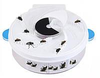Уничтожитель насекомых, ловушка для мух MOSQUITOES Fly Trap от сети (3022)