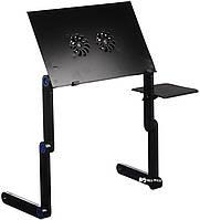 Столик для ноутбука с охлаждением и подставкой для мышки ErgoStand T8 №A2-46 (2552)