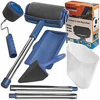 (УЦЕНКА (повреждена коробка) Комплект валиков Paint Roller для покраски помещений с резервуаром (7078) 160206