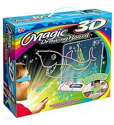 Магічна 3D дошка для малювання / 3d magic drawing board