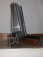 Алюминиевые профили окна