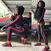 Стильный спортивный женский костюм фото оригинал