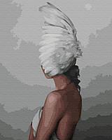 Картина за номерами Таинственная душа PGX35264 Brushme 40х50см расскраска по номерам брашми
