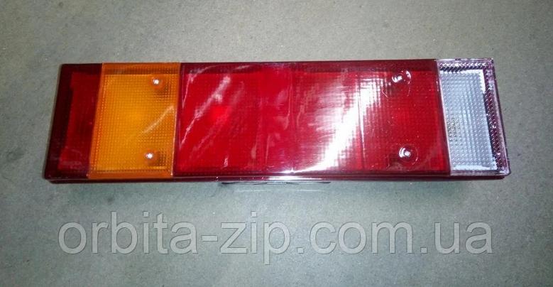 TP02-57-005 Фонарь задний правый RH MAN 7 секц без подсветки номера под штекер (TEMPEST)