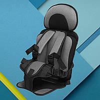 Автокресло бескаркасное Детские автокресла Дитяче автокрісло Автомобильное кресло
