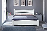 Кровать Сабрина 140-200 см белая (Элегант)