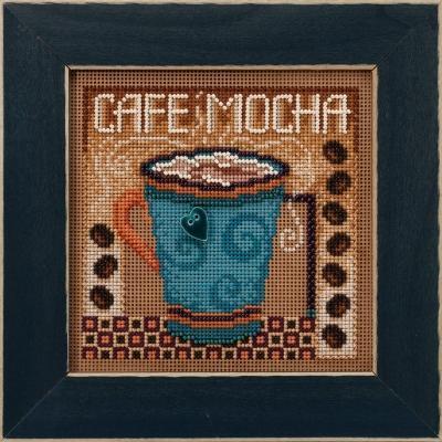 Набор для вышивки Cafe Mocha Кофе Мокко Mill Hill