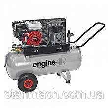 Компресор ABAC Engineair 5/100 Petrol бензин, GX160, 100л, 330л/хв, 10бар, 94кг, 72дБ