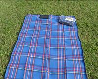 Коврик для пикника и пляжа сумка 150*150см