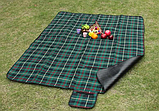 Коврик для пикника и пляжа сумка 150*200см, фото 4