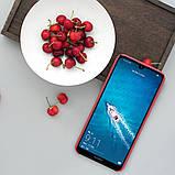 Nillkin Huawei Y7 Prime (2019) / Y7 2019 Super Frosted Shield Red Чехол Накладка Бампер, фото 4