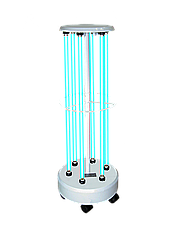Опромінювач бактерицидний пересувний ОБПе-450м (6-30 Вт) (кварцова лампа)