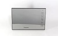 Цветной Видеодомофон Спатак JS 728, домофон зеркальный 7 дюймов, домофон с сенсорной панелью, Hands Free